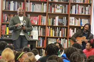 Kwame Alexander Upcoming Events amp Appearances