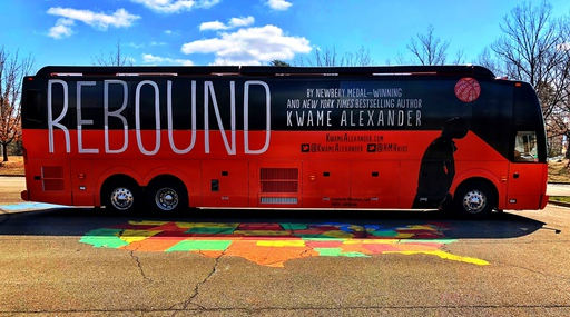 REBOUND Bus Tour 2018 nbspI039m having a blast come and see the bus