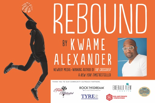Thank you to our REBOUND Partners on Literary nbspEmpowerment