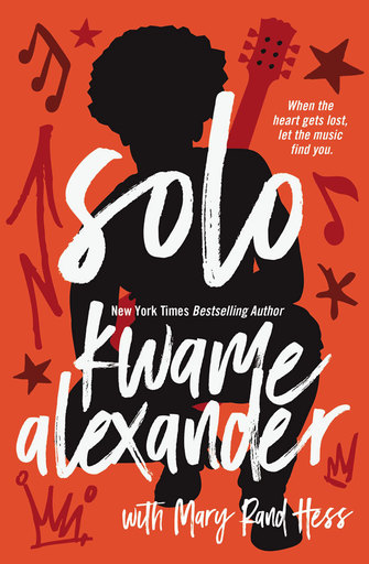 Solo is a New York Times BESTSELLER