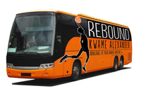 The Offical Rebound Bus Tour