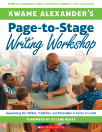 KwameAlexanderrsquosPagetoStageWritingWorkshop
